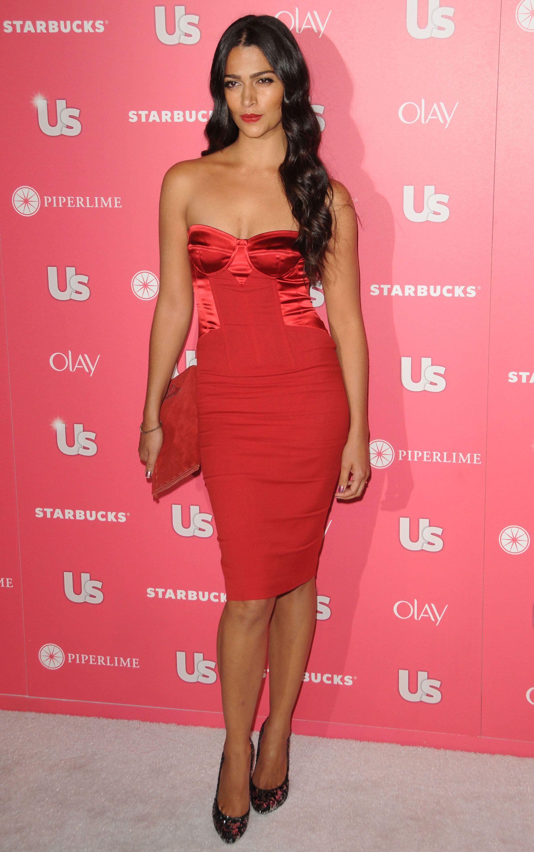 red dress | Looks - Dresses - Evening - Short - Red | Pinterest ...