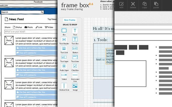 22 Good Prototype And Wireframe Tools For Mobile And Web Design Web Development Design Web Design Tool Design