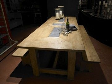 Dining Table With Stone Inlay Dining Tables Dining Table Dining
