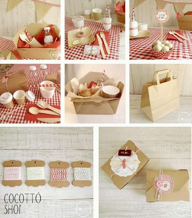 Comida para picnic y envases para llevar picnics - Comida para llevar de picnic ...