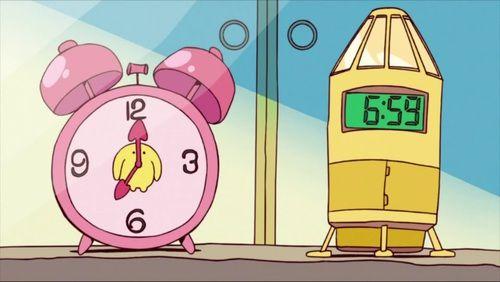 Alarm Clock An And Anime Image