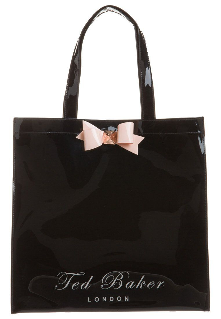 My husband bought me this Ted Baker shopper tote while in London today! He's the sweetest <3