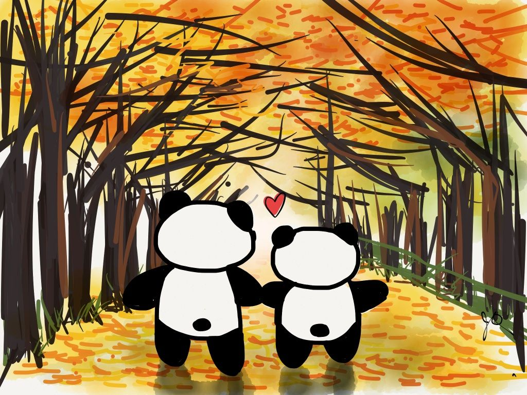 Osos Panda, Panda Fondos Y