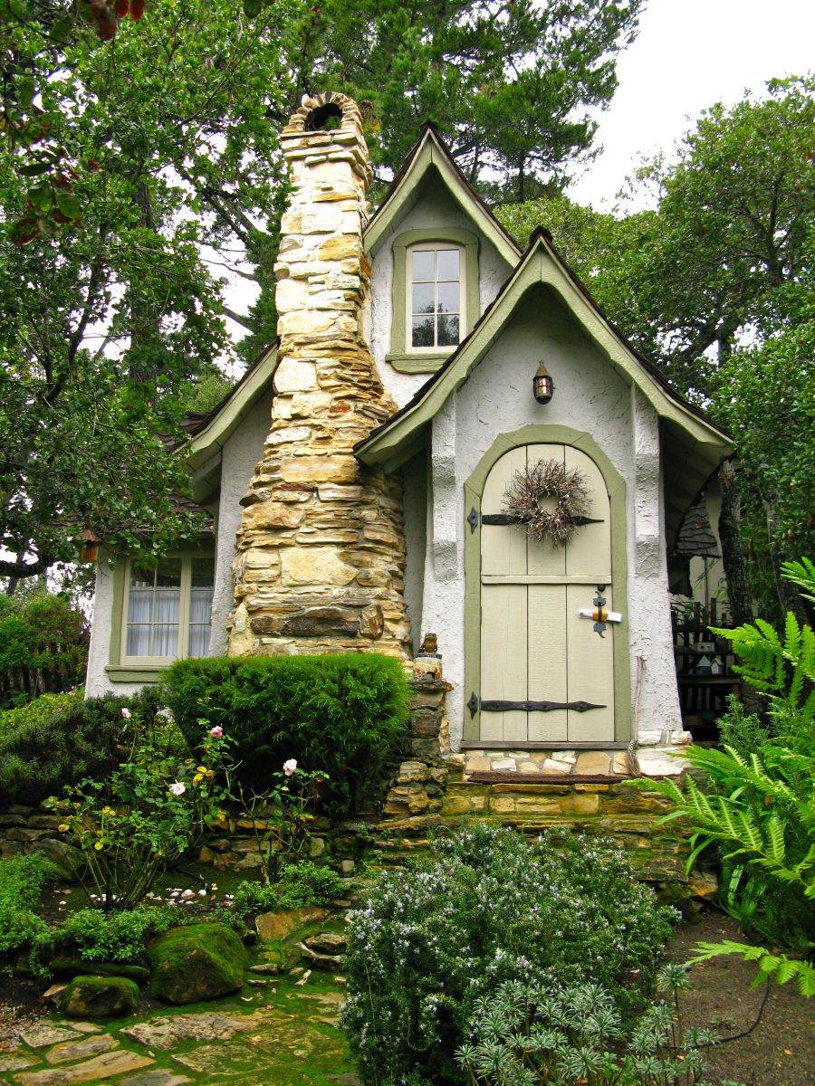 hansel and gretel hugh comstock s first fairy tale cottages in rh pinterest com