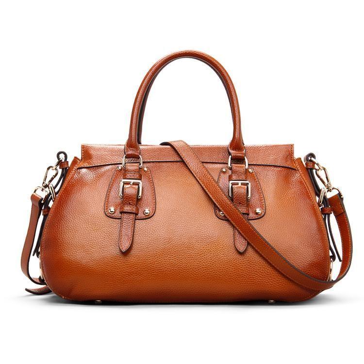 Women Genuine Leather Designer Handbag Fashion Satchel Bag Handbag Supplier  SL9173  WomenFashion  HowToMakeLeatherHandbags 4a93c9a0f214b