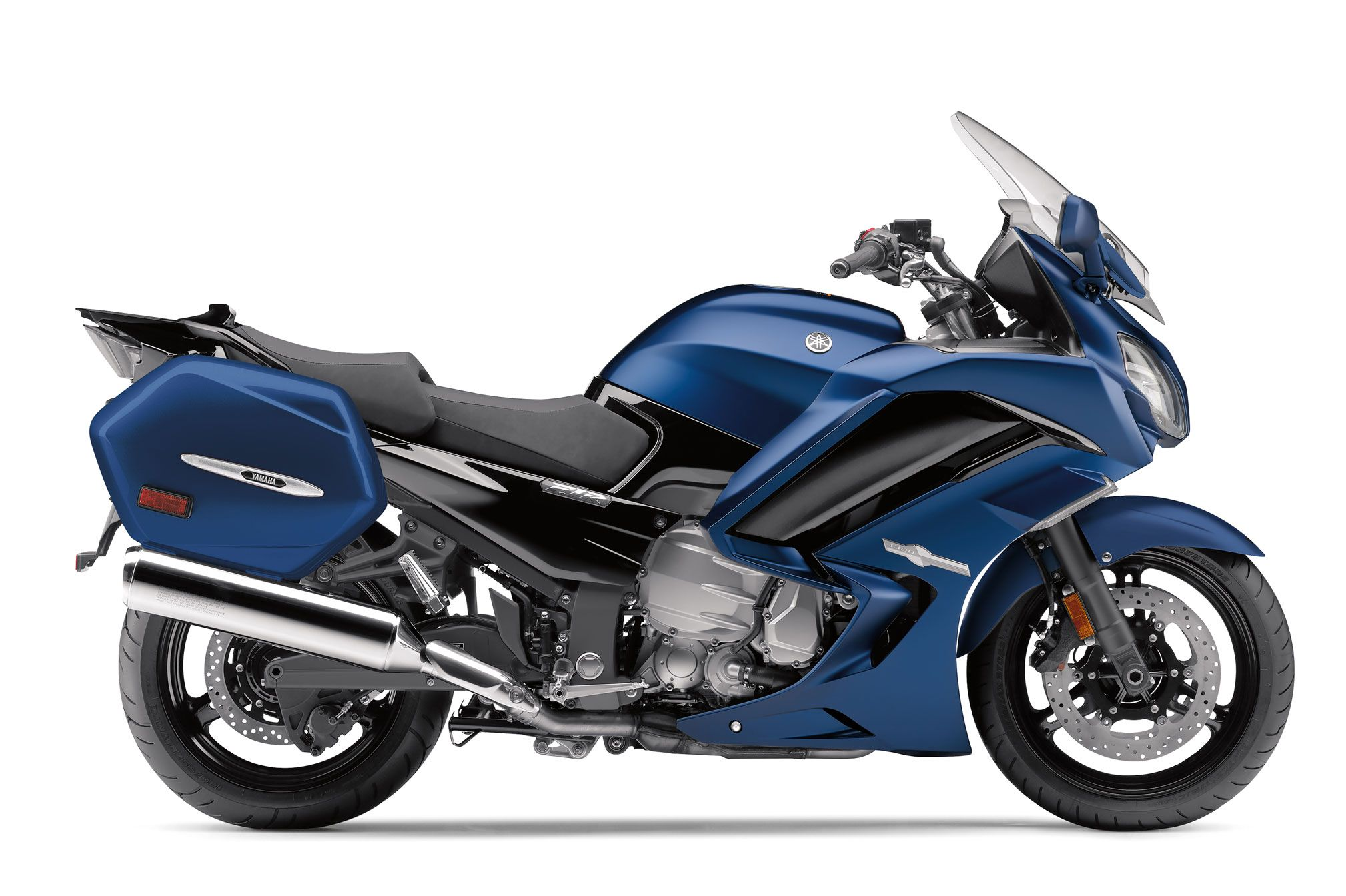 2018 Yamaha FJR1300A Review SPORT TOURING IN STYLE. 2018