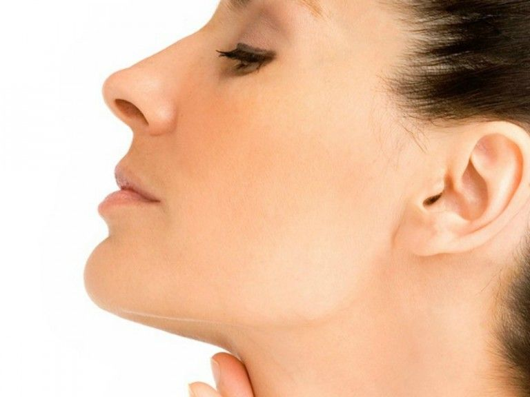 How to get rid of a double chin no surgery required
