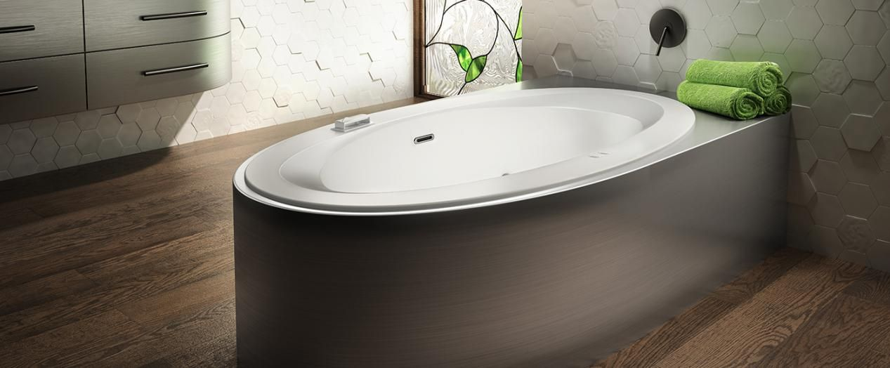 Bainultra Ora® 7240 drop-in air jet bathtub for your master bathroom ...