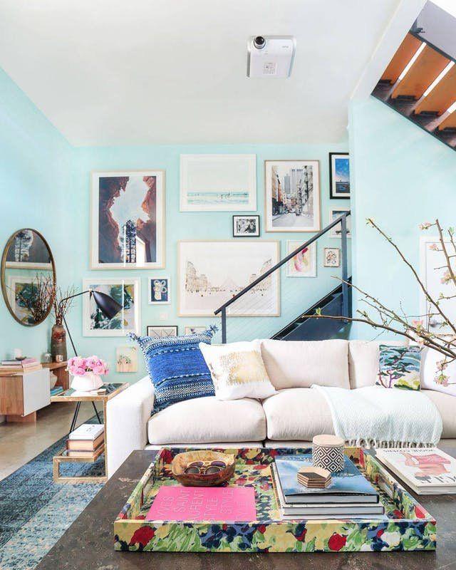 2017 s most popular paint colors according to instagram bright rh pinterest com