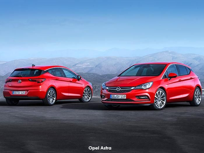 Lean Stylish Innovative The New Opel Astra Fit For Fun Auto Trader South Africa Opel Car New Cars