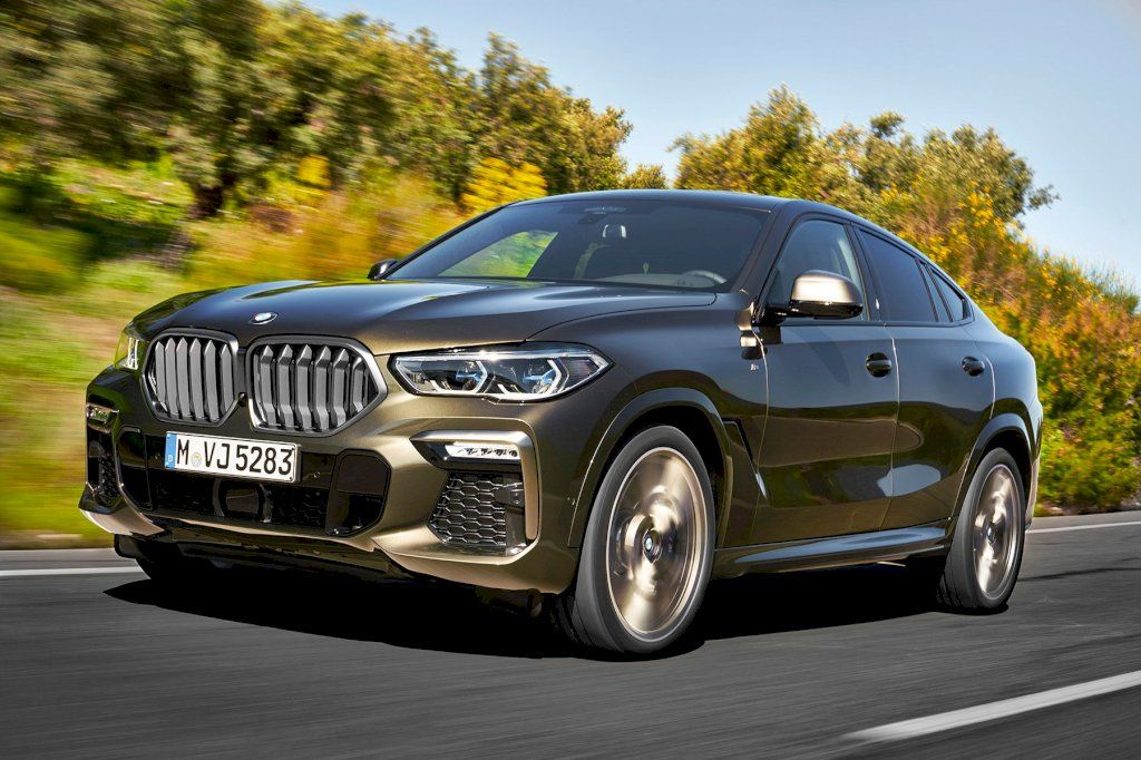 The 2020 Bmw X6 Debuts With More Tech And More Power Bmw X6 Bmw New Bmw