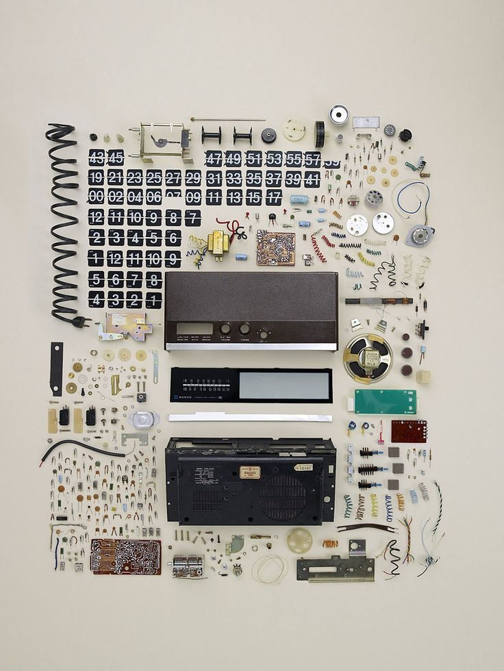 50 Amazing Examples of Knolling Photography