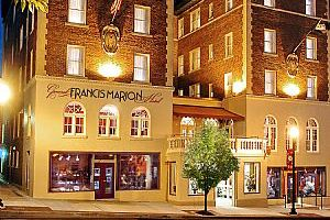 From George To Martha The Historic Hotels Of I 81 Have Returned Their Glory Virginia S Travel Blog General Francis Marion Hotel Va