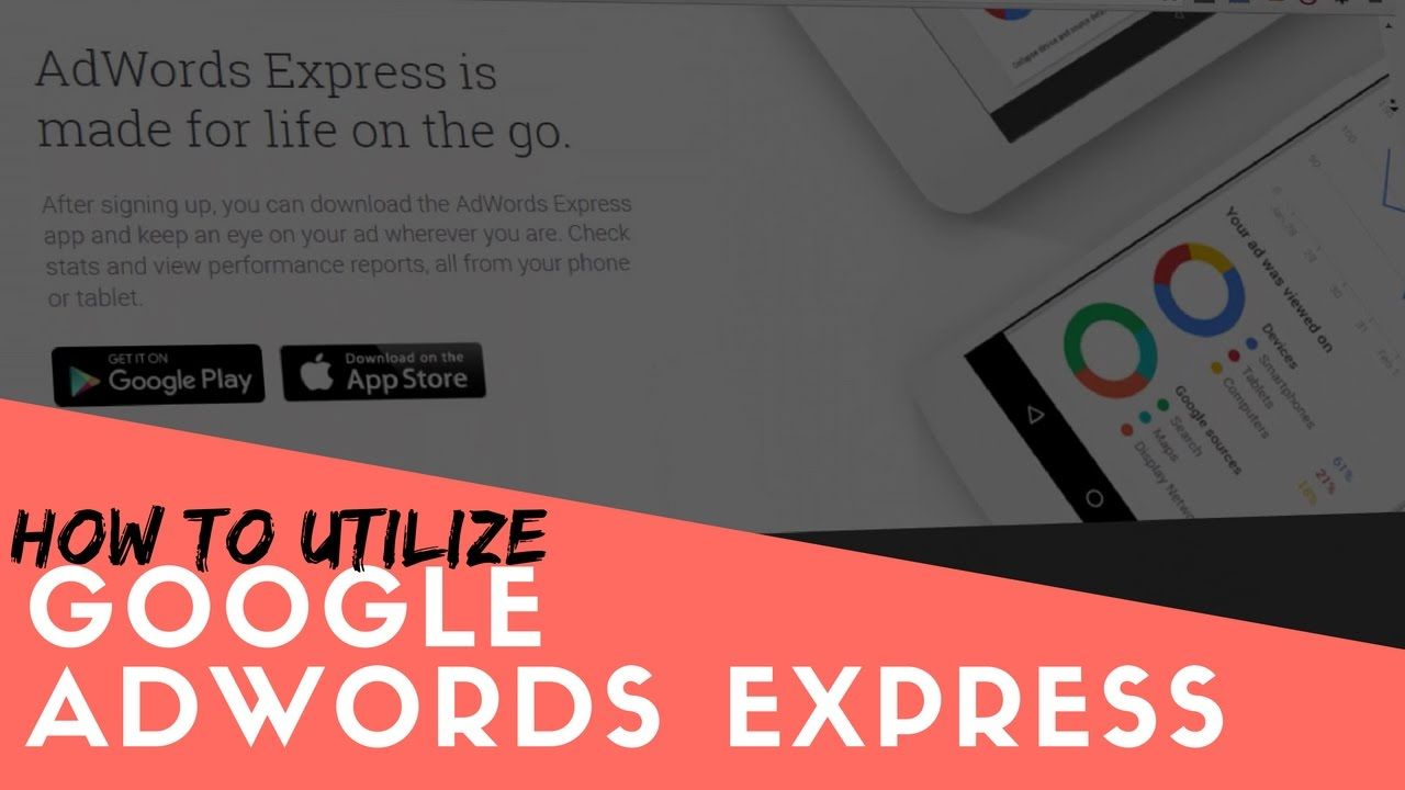 Comparing Adwords vs Adwords Express - The differences