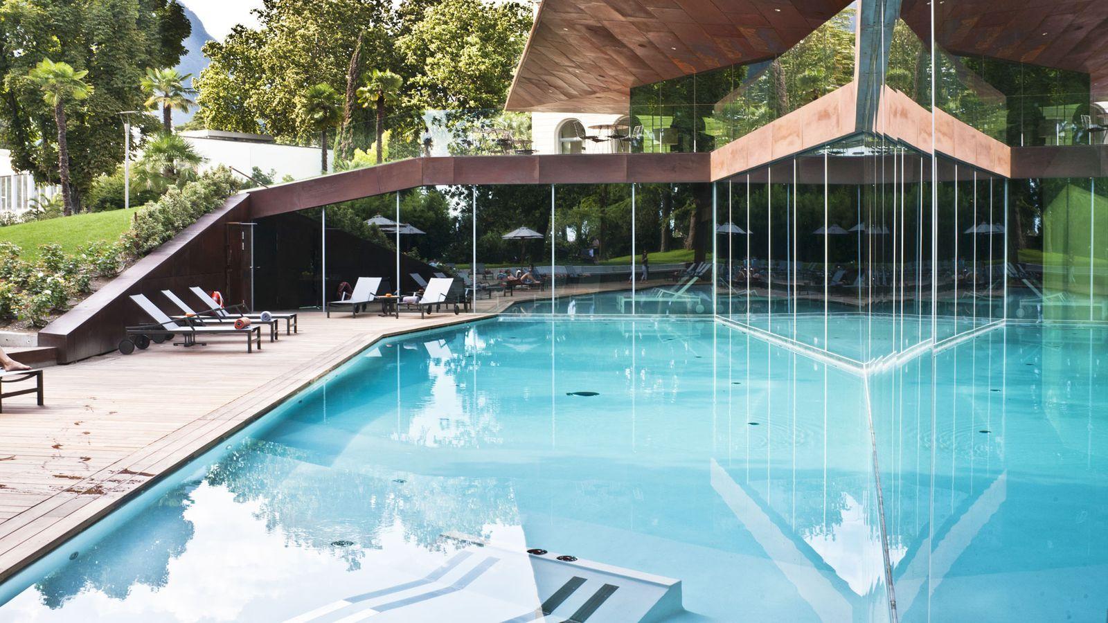 5 Star Luxury Hotel Garda Lake Italy | Hotel, Palace hotel ...