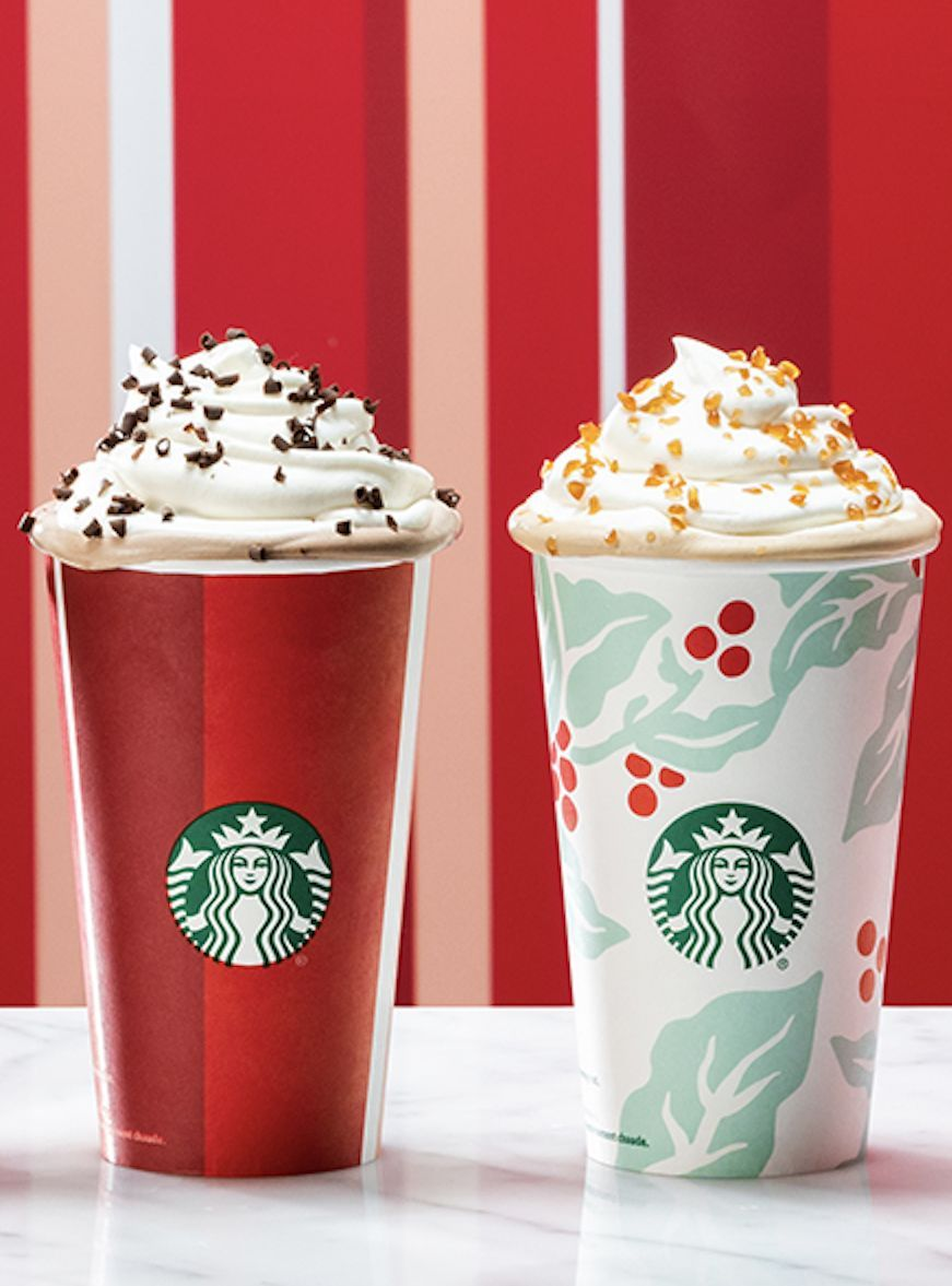 Here's How To Get A Free Holiday Beverage At Starbucks