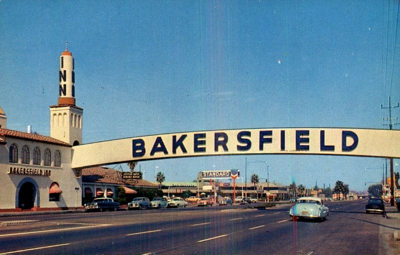 the old bakersfield arch welcomed visitors to the city and served as rh pinterest com things to do in bakersfield as a couple things to do in bakersfield as a couple