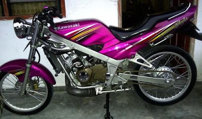 Modifikasi Motor Ninja R 150 Terbaru Motor