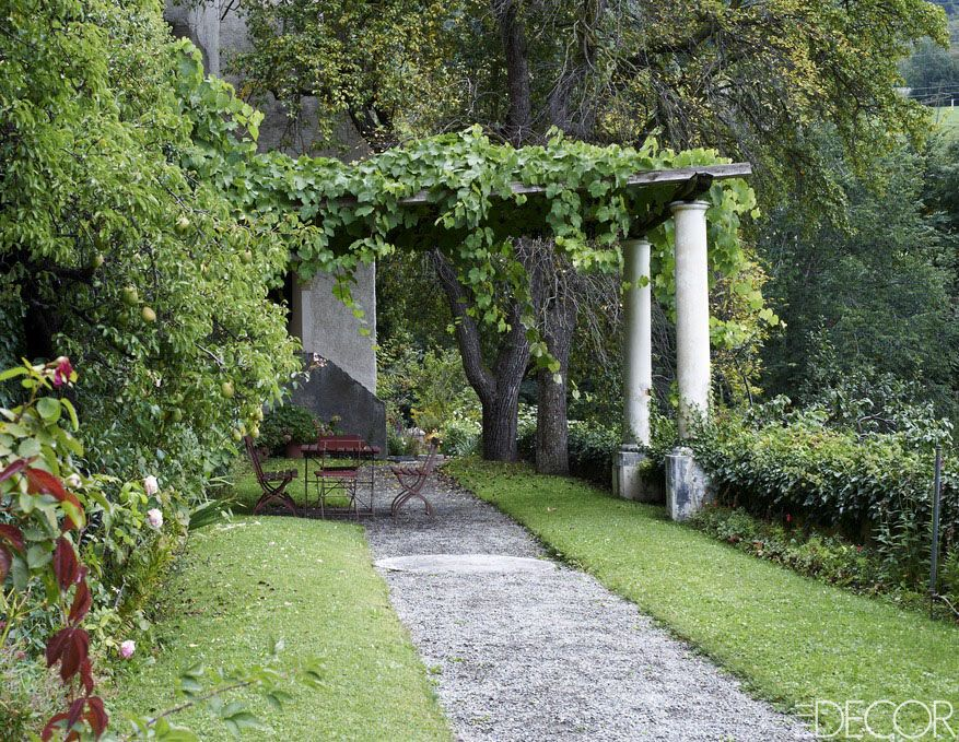 Garden pool HOUSE TOUR Inside A Beautifully