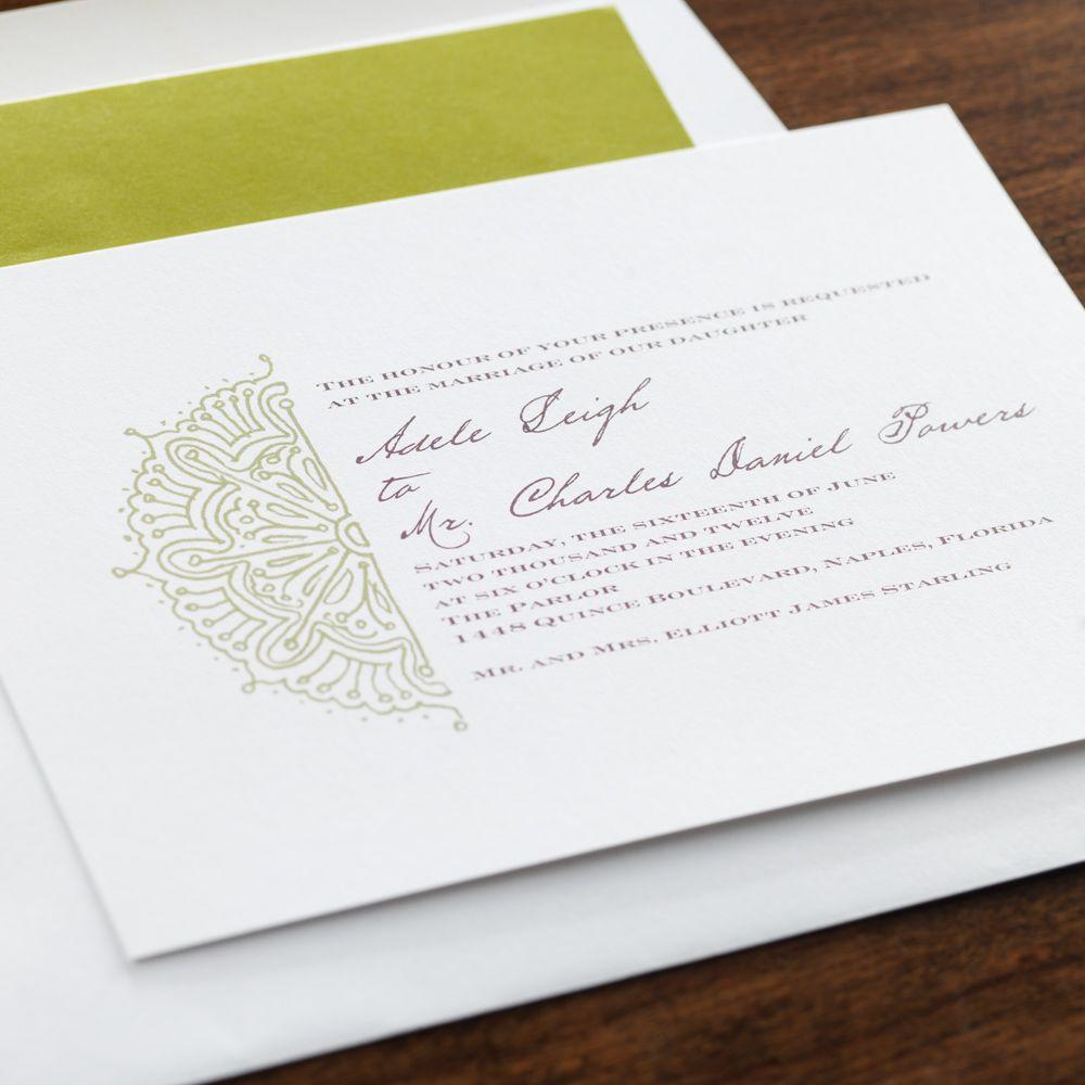 Concord eInvite Wedding Wedding Invitations Modern Reception