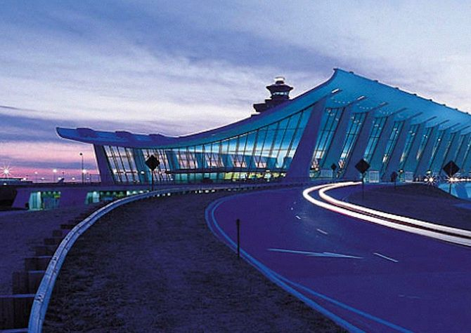 washington dulles international airport main terminal building rh pinterest com