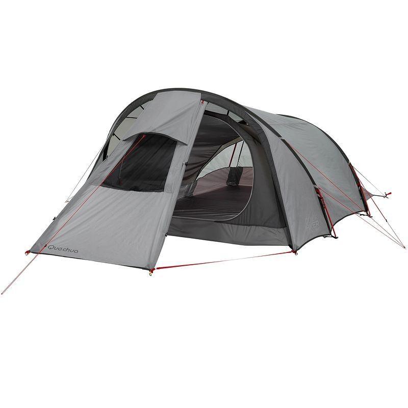 Trekking and Camping Kamperen - Tent Quickhiker Ultralight 3 p QUECHUA - Tenten