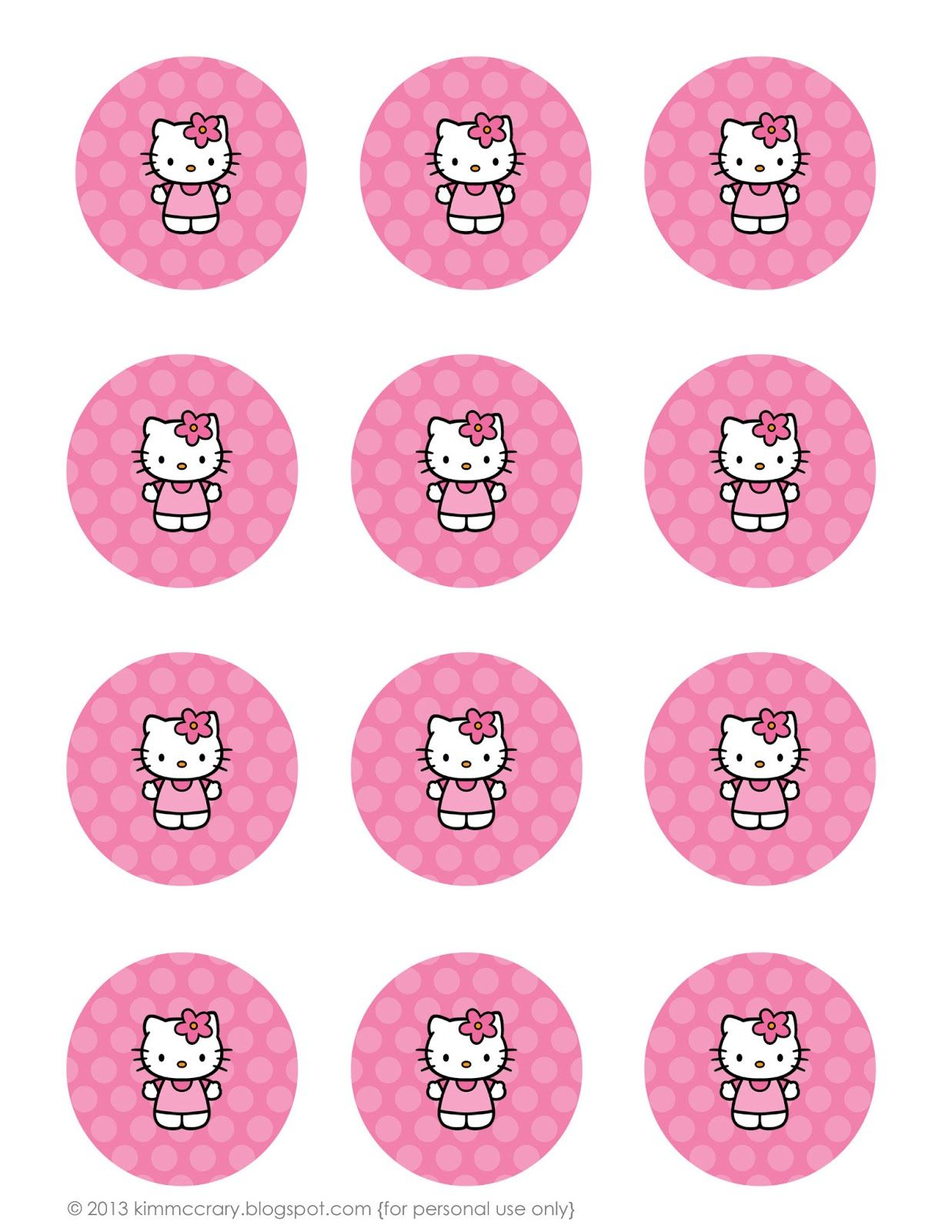 all things simple simple celebrations hello kitty party – Hello Kitty Printable Birthday Card