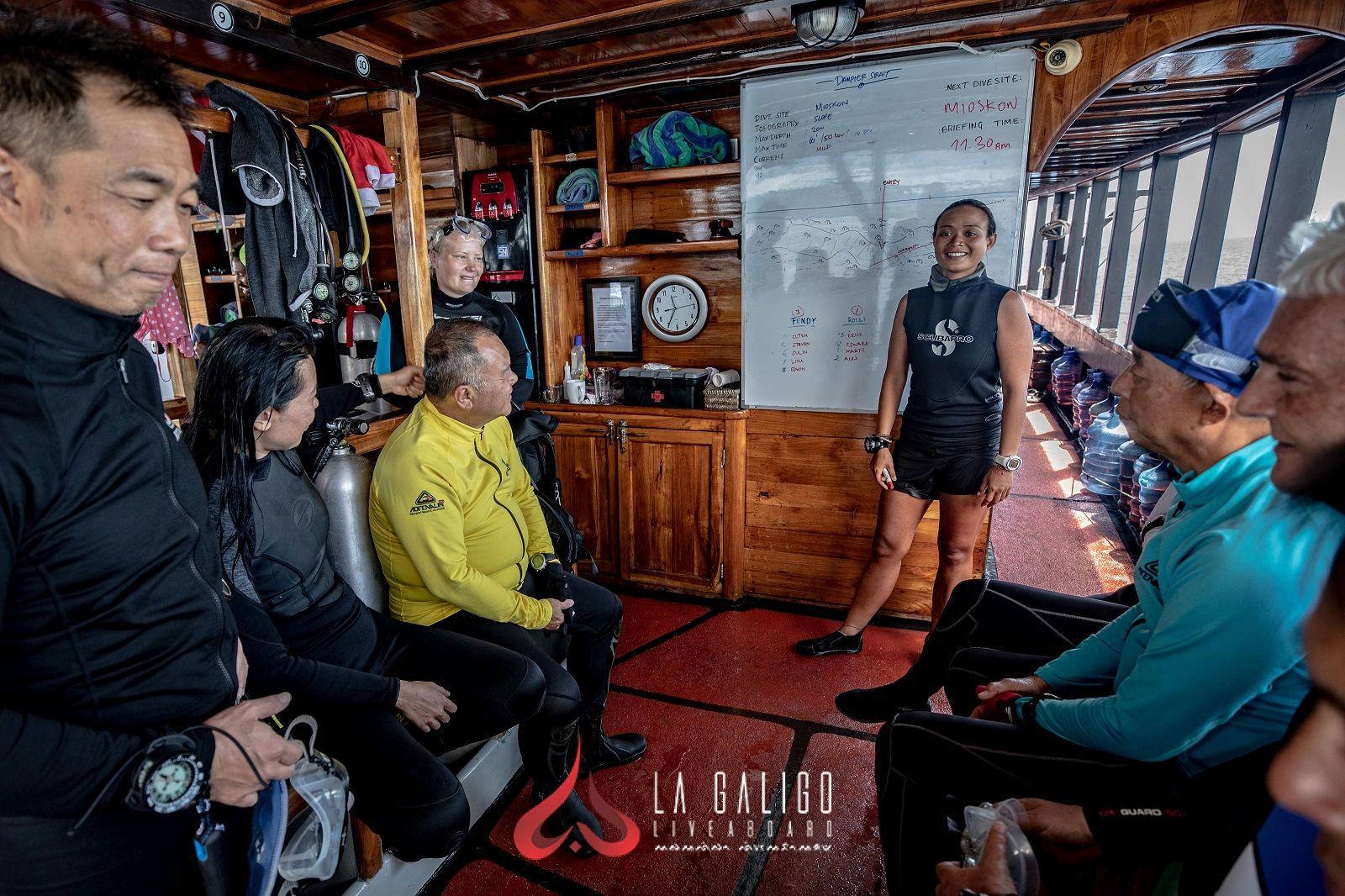 Dive Briefings Komodo national park, Diving, Marine life