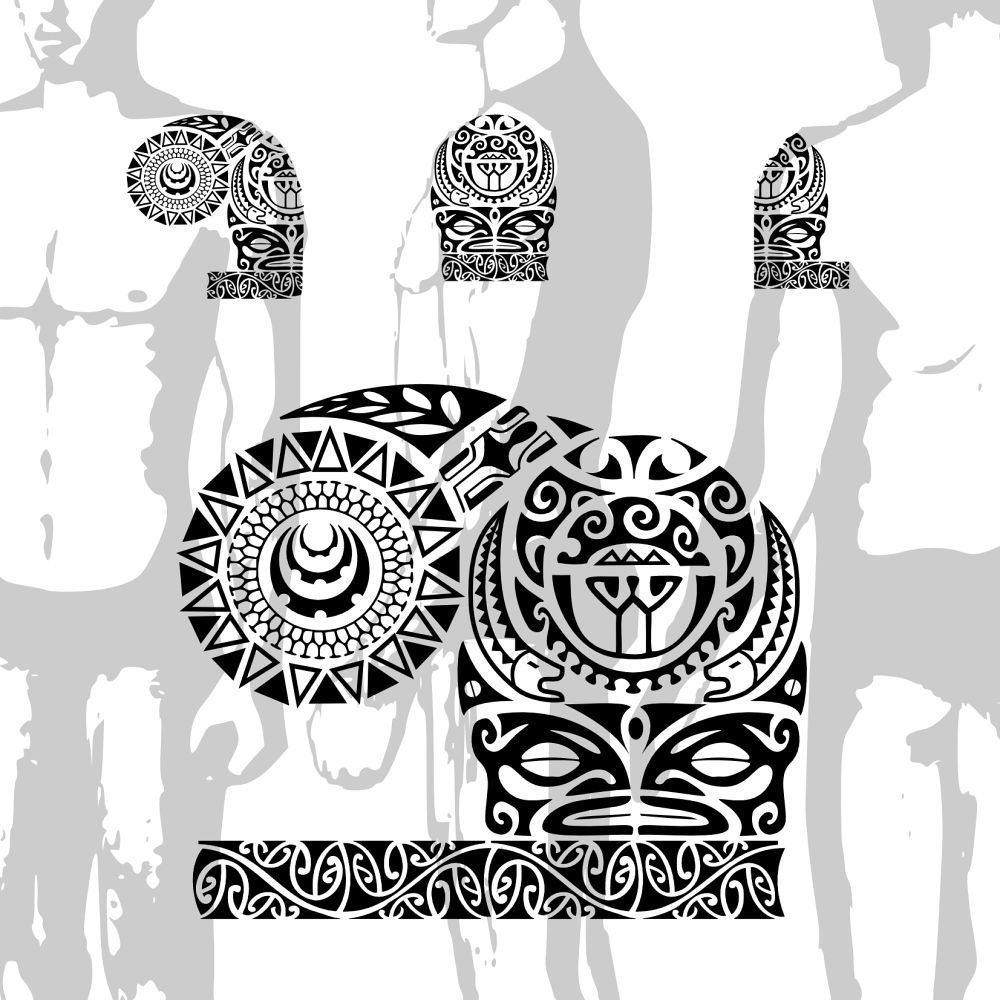 Blu Sky Tattoo Studio Maori Significato 205 Polynesian Tattoo Meanings Tribal Tattoos Marquesan Tattoos