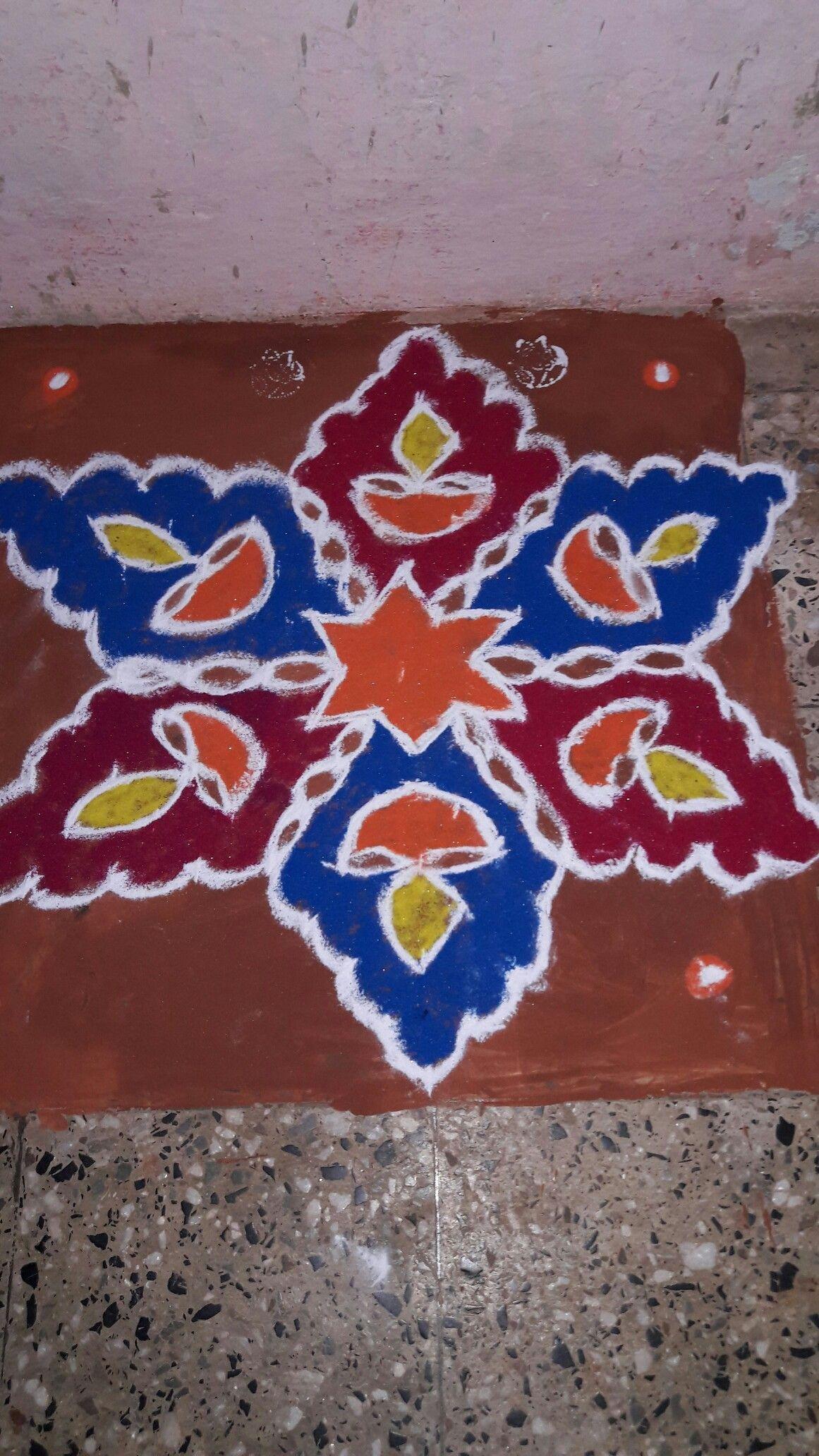 Rangoli designs Pin by Shivakamy Iyer on