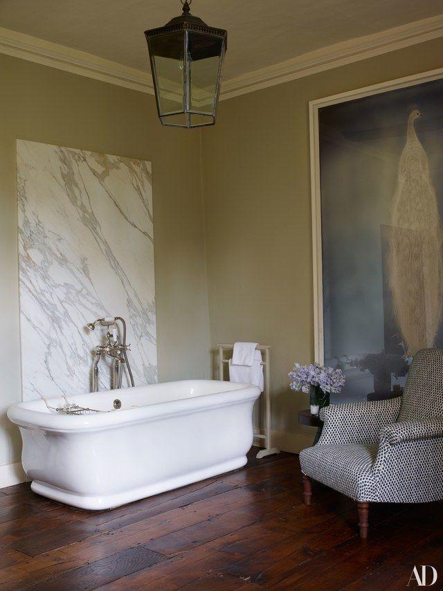 Luxury Bathroom Ideas Inspired By Claudia Schifferu0027s