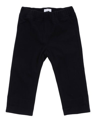 IL GUFO Girl's' Casual pants Dark blue 18 months