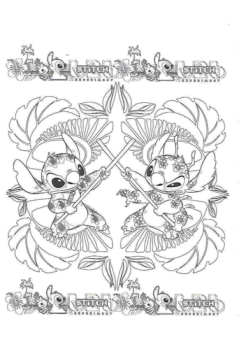 Pin By Clara On Laminas Disney Stitch Coloring Pages Cartoon Coloring Pages Disney Coloring Pages