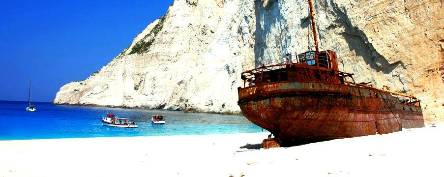 Navagio Beach Greece for more info: http://www.bubblews.com/news/3491564-navagio-beach-greece
