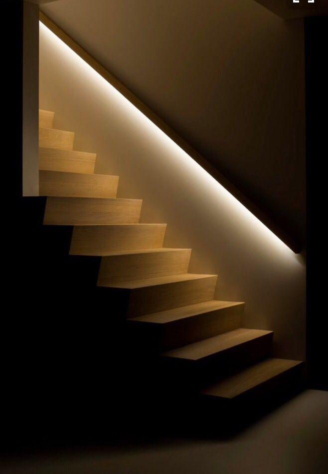 pin von tatiana buyanova auf pinterest treppe beleuchtung und haus. Black Bedroom Furniture Sets. Home Design Ideas