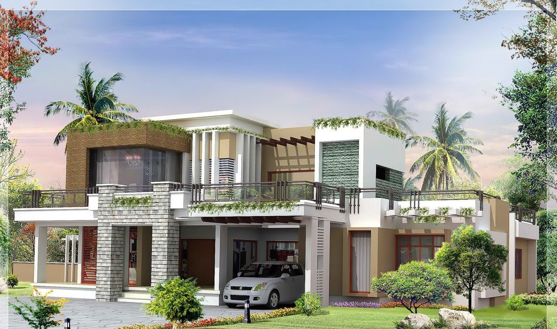 Vila Vila Contemporary House DesignsHouse