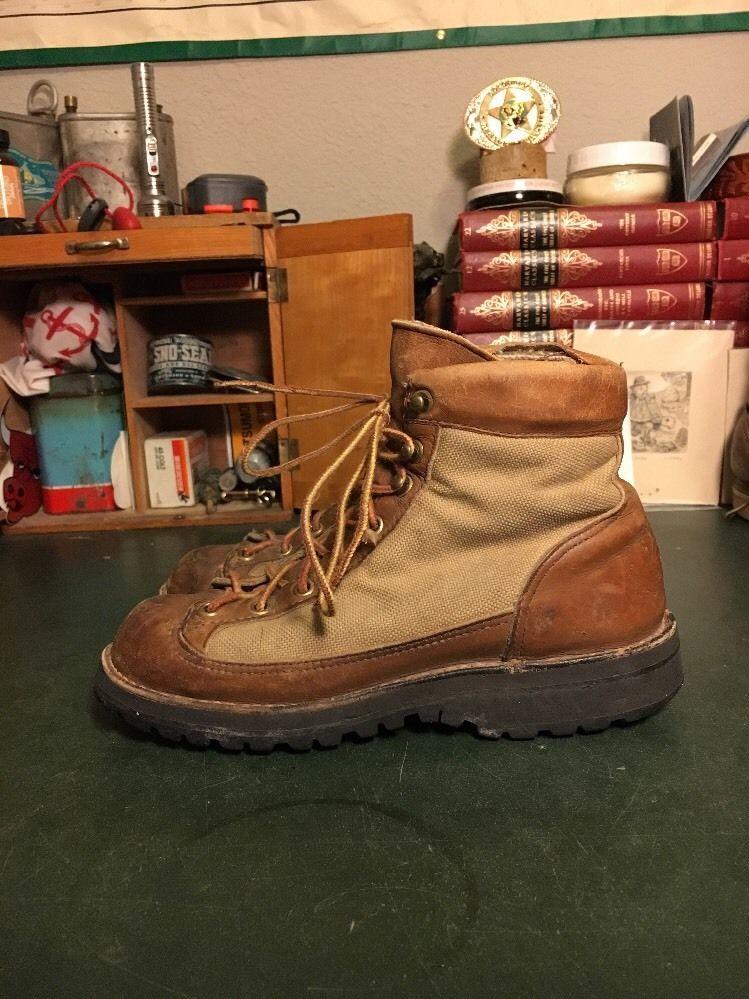 007132fc03d00 Vintage Danner Light 30420 Men s Size 6 Hiking Boots.  danner ...