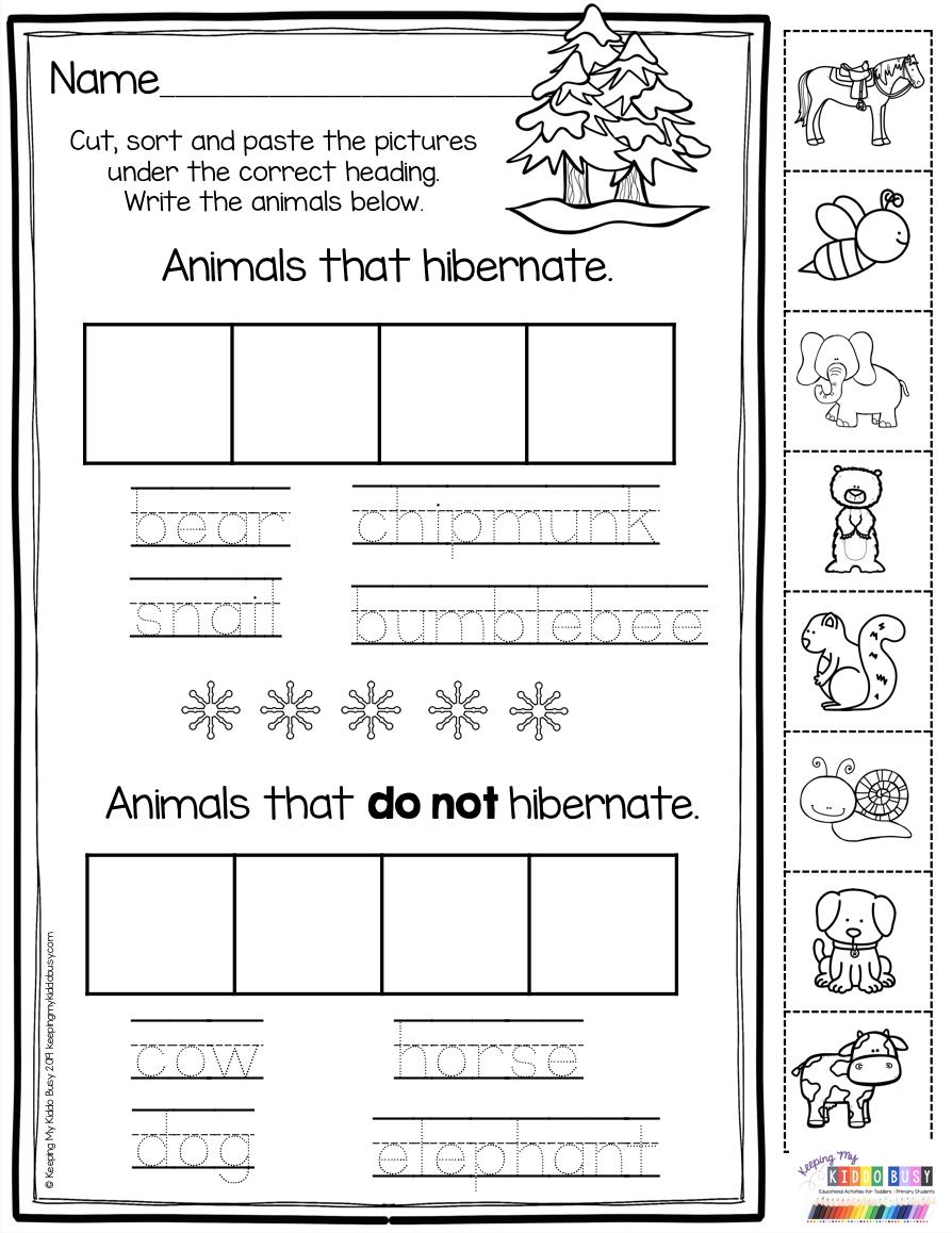 Hibernating Animals Coloring Pages Inspirational Animalsinwintercolorin Hibernating Animals Preschool Winter Animals Preschool Hibernation Preschool Activities [ 791 x 1024 Pixel ]