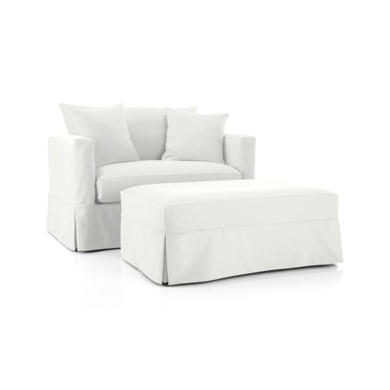 slipcover only for willow modern slipcovered twin sleeper sofa rh pinterest co uk