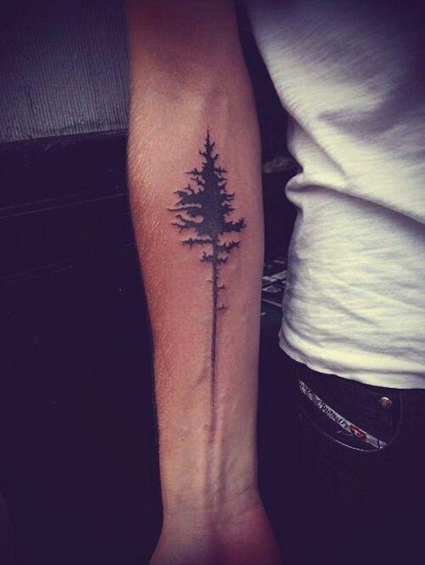 Tatuajes Minimalistas Para Hombres 19 Phun