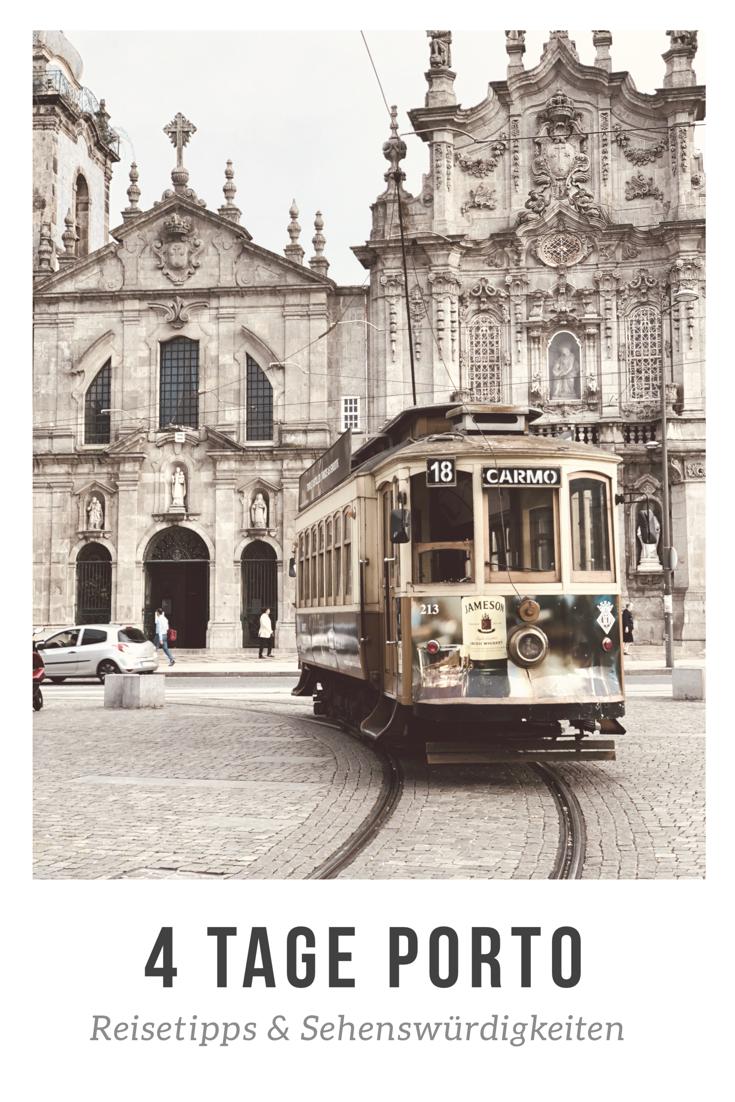 3 Tage Porto: 21 Sehenswürdigkeiten, Reisetipps & unsere Route durch die Stadt #traveltoportugal