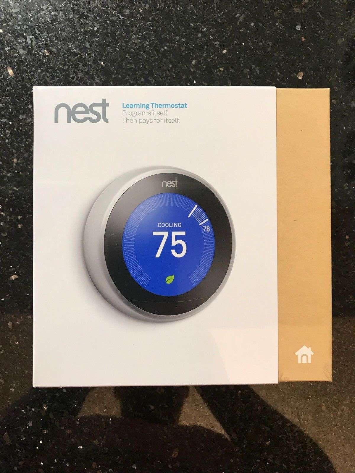 Nest T3007ES 3rd Generation Learning Programmable