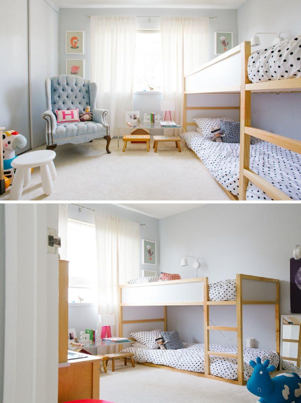 5 11 Ikea Kura łóżko Dziecięce Pokój Dla Dziecka Dziecięcy