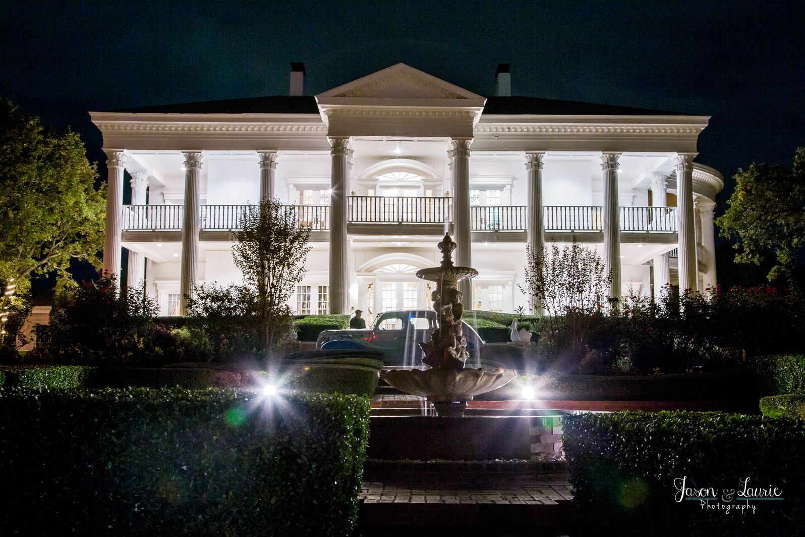 Call LoneStar Mansion to book your dream