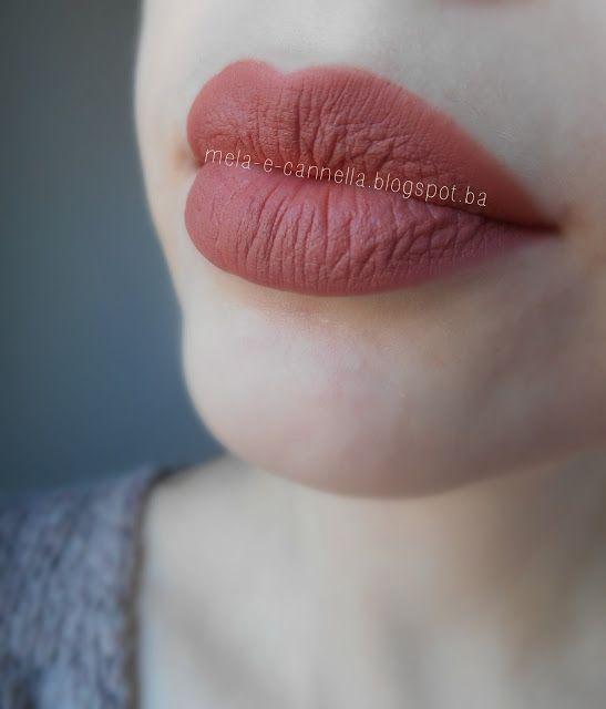 Avon True Colour Delicate Matte Lipstick Misty Mocha