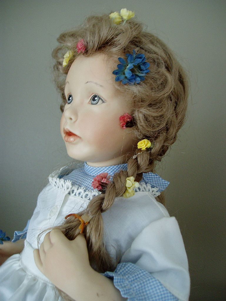 Collectible Porcelain Dolls 1980'S - Bing Images