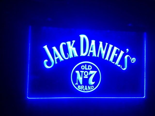 Jack daniels led neon bar light sign home bar beer jd whiskey old explore neon bar lights neon light signs and more aloadofball Image collections