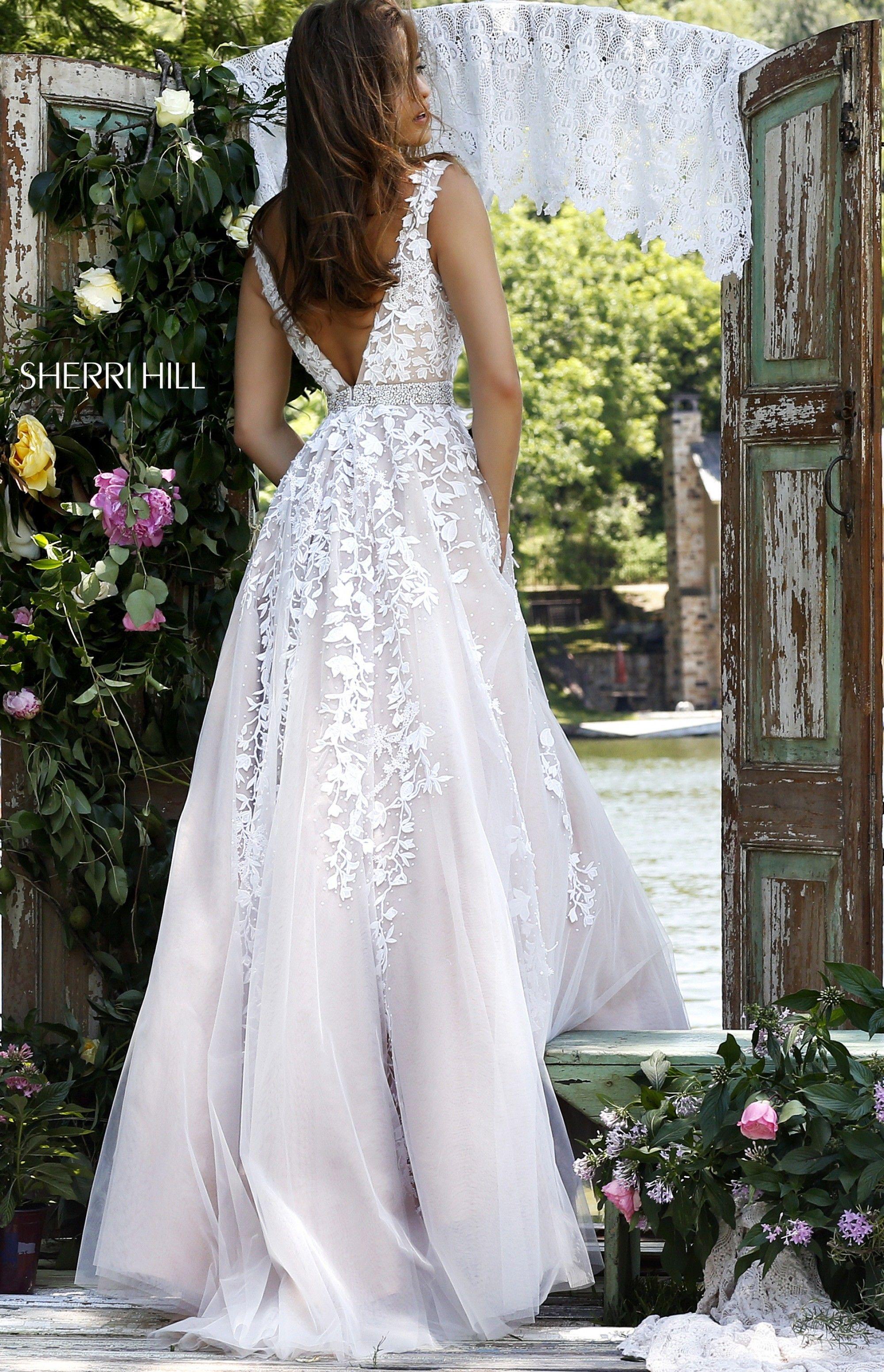 Wedding dress · This Sherri Hill 11335 Prom ...