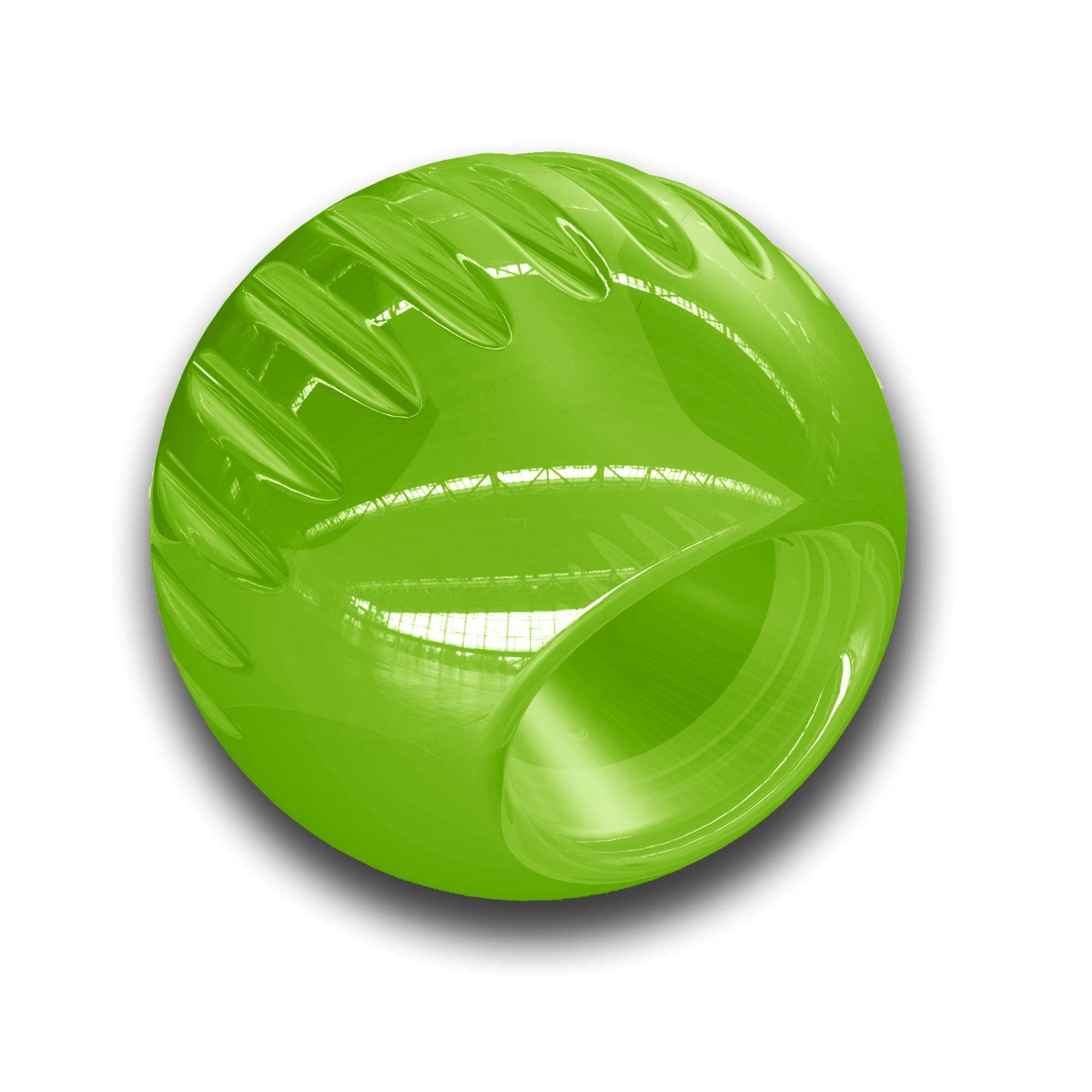 Bionic Translucent Green Ball Dog Toy Large Dog Toys Pet