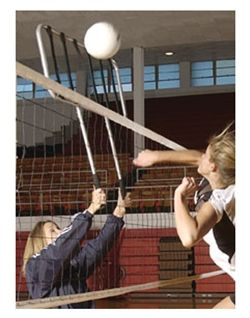 Tandem Bungee Blocker 1st Place Volleyball Volleyball Training Volleyball Training Equipment Volleyball